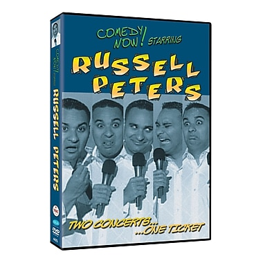 Comedy Now! Starring Russell Peters (DVD)