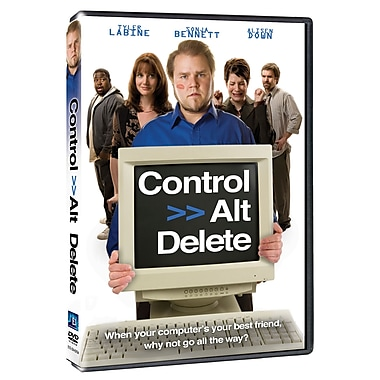 Control Alt Delete (DVD)