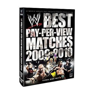 WWE 2010: The Best Pay Per View Matches of 2009- 2010 (DVD)