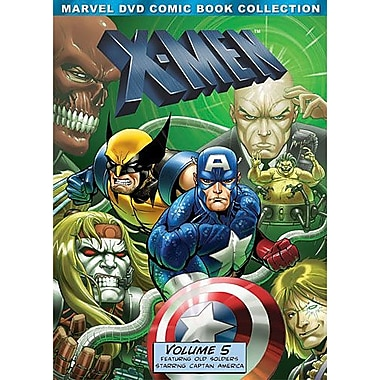 Marvel X-Men: Volume 5 (DVD)
