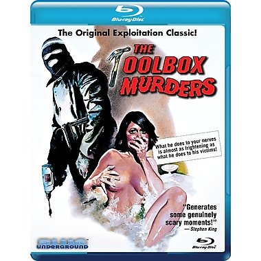 The Toolbox Murders (Blu-Ray)