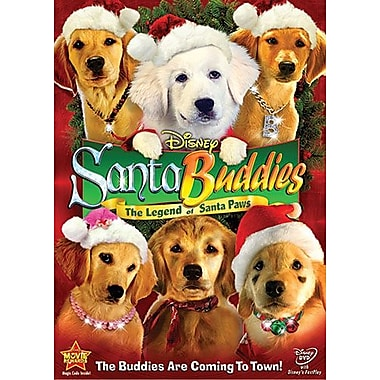 Santa Buddies: The Legend of Santa Pa