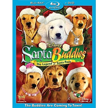 Santa Buddies: The Legend of Santa Pa (Blu-Ray + DVD)