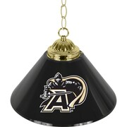 "Trademark Global® 14"" Single Shade Bar Lamp, Black, Army Black Knights™ NCAA"