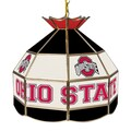 Trademark Global® 16in. Stained Glass The Ohio State NCAA Tiffany Lamps