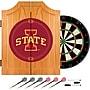 Trademark Global® Solid Pine Dart Cabinet Set, NCAA