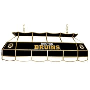 Trademark Global® 40 Stained Glass Lighting Fixture, NHL Boston Bruins