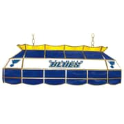 Trademark Global® 40 Stained Glass Lighting Fixture, NHL St. Louis Blues