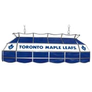 Trademark Global® 40 Stained Glass Lighting Fixture, NHL Toronto Maple Leafs