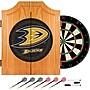 Trademark Global® Solid Pine Dart Cabinet Set, NHL