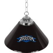 Trademark Global® 14 Single Shade Bar Lamp, Black, WWE Dolph Ziggler