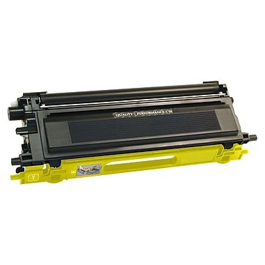 DATAPRODUCTS® - Cartouche de toner jaune, remise à neuf, Brother TN110 (TN110Y)