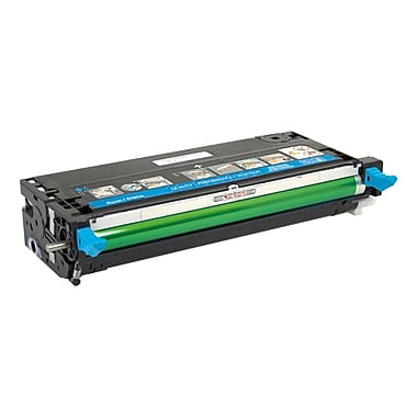 DATAPRODUCTS® Reman Cyan Toner Cartridge, Dell 3115, High-Yield (310-8397 XG722)