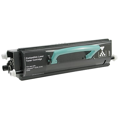 DATAPRODUCTS® Reman Black Toner Cartridge, Lexmark™ E250 (E250A11A)
