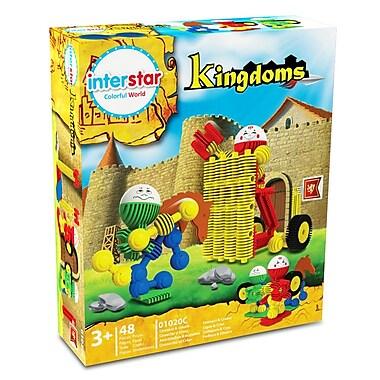 Interstar Kingdoms Theme Set, 48 Pieces