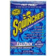 Sqwincher Fast Pack® Concentrated Activity Drink, Tropical Cooler, 0.6 oz., 200/Pack