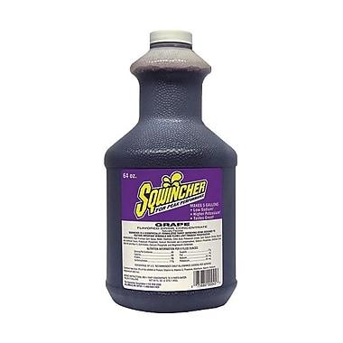 Sqwincher Liquid Concentrate Activity Drink, Grape, 64 oz. Bottle