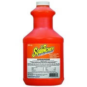 Sqwincher Liquid Concentrate Activity Drink, Orange, 64 oz. Bottle