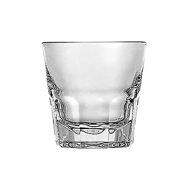 Anchor Hocking 8 oz. New Orleans Rocks Glass, 36/Case (ANH 90007)