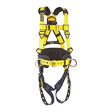 DBI/Sala® Vest Style Full Body Harness, Large