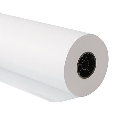 Boardwalk White 40 lb. Butcher Paper Roll, 24
