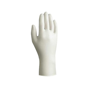 Ansell® Dura-Touch® Disposable Powdered Clear PVC Gloves