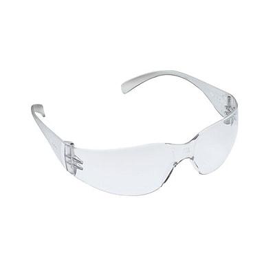 3M Virtua Frameless Anti Fog Safety Glasses Clear Lens