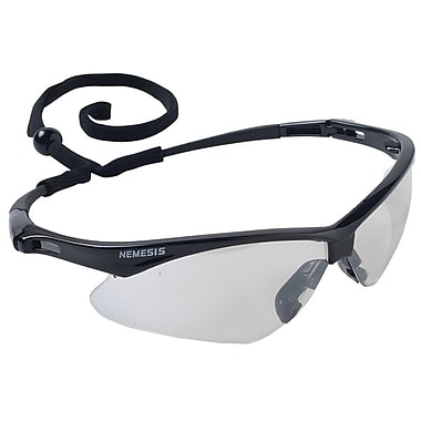 Kimberly-Clark Professional® Jackson Safety® V30 NEMESIS® Wraparound Safety Glasses, Indoor/Outdoor