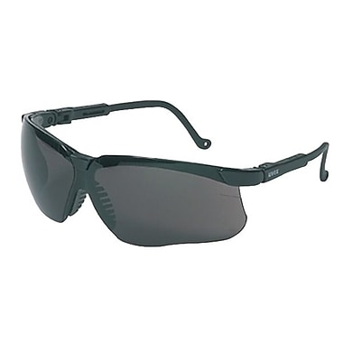 Uvex™ Genesis Antifog Wraparound Safety Glasses, Dark Gray Lens