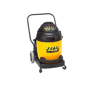 Shop-Vac® 2.5 Multi-Purpose HP Two-Stage Flip N' Pour® Wet/Dry Vacuum Cleaner, 22 gal.