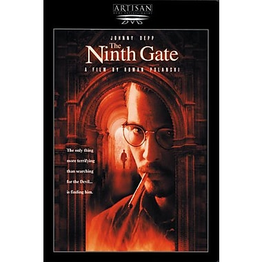 The Ninth Gate (DVD)