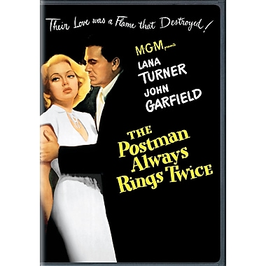 The Postman Always Rings Twice (1946) (DVD)