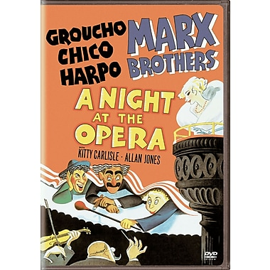 A Night at the Opera (DVD)