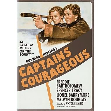 Captains Courageous (1937) (DVD)