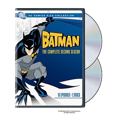 Batman 2: The Complete Second Season (DVD)
