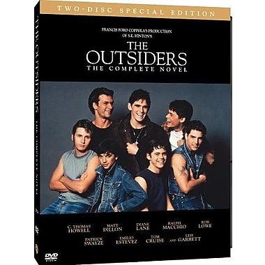 The Outsiders: The Complete Novel (DVD)