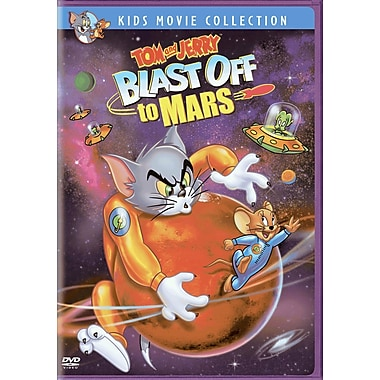 Tom & Jerry: Blast Off to Mars (DVD)