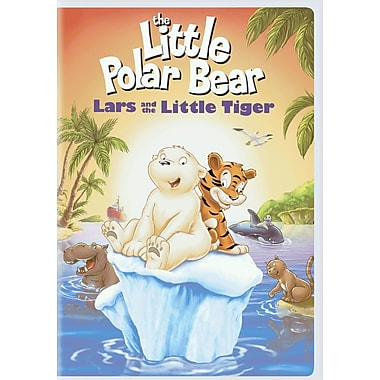Little Polar Bear: Lars and the Little Tiger (DVD)