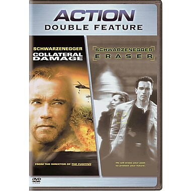 Collateral Damage/Eraser (DVD)