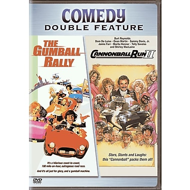 Cannonball Run 2/The Gumball Rally (DVD)