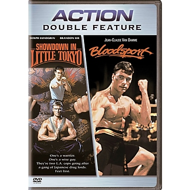 Bloodsport/Showdown In Little Tokyo (DVD)