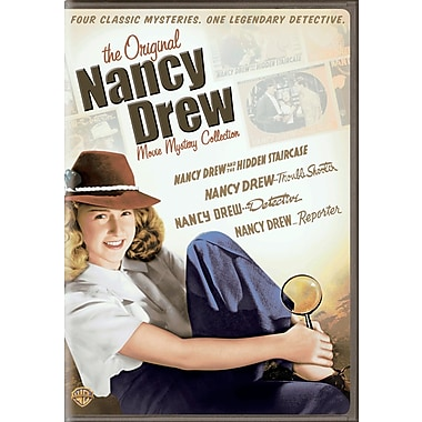 The Original Nancy Drew Mystery Movie Collection (DVD)
