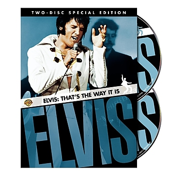 Elvis: That's The Way It Is (DVD)