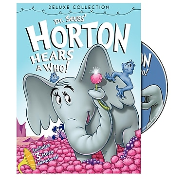 Dr. Seuss' Horton Hears A Who! (DVD)