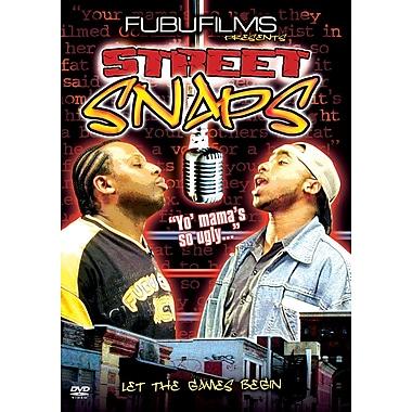 Street Snaps (DVD)