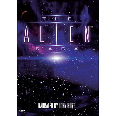 Alien Saga (DVD)