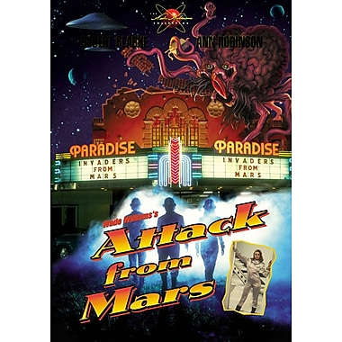 Attack From Mars (DVD)