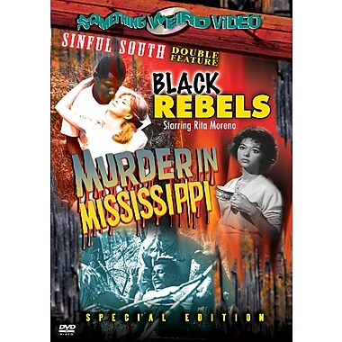 Black Rebels/Murder in Mississippi (DVD)