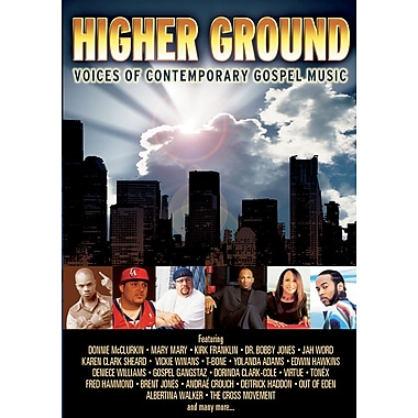 Higher Ground: Voices of Contemporary Gospel Music (DVD)