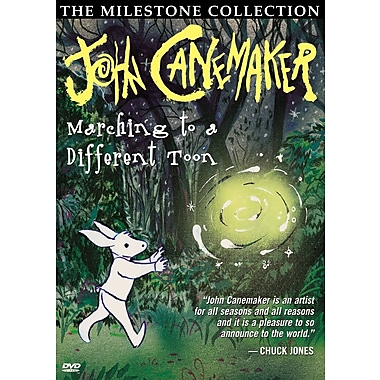 John Canemaker: Marching to a Different Toon (DVD)